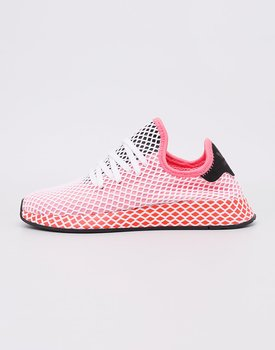Sneakers - tenisky Adidas Originals Deerupt Runner Chalk Pink/Chalk Pink/Bold Orange