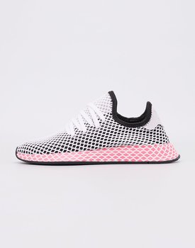Sneakers - tenisky Adidas Originals Deerupt Runner Core Black/Core Black/Chalk Pink