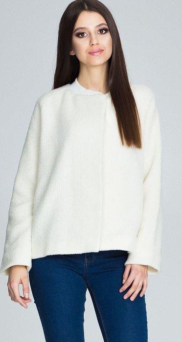FIGL Dámský svetr ve smetanové barvě M585 velikost  S  e0e94d59e5