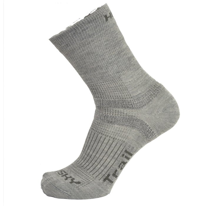 160474b1e63 Husky Ponožky Trail sv. šedá Velikost  M (36-40)