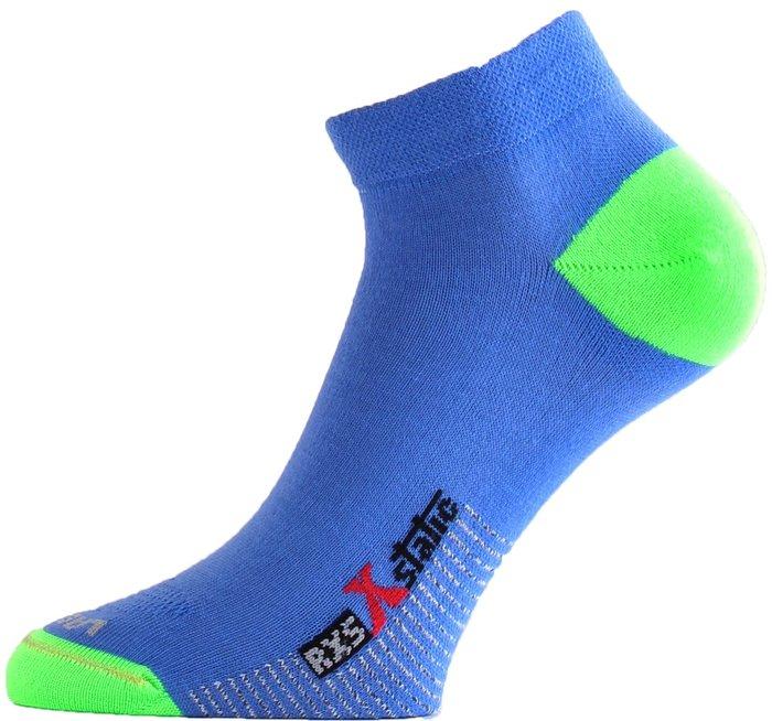 73ac9c54a7b Lasting RXS 506 modrá běžecké ponožky Velikost  (42-45) L