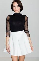 LENITIF Dámská sukně ve smetanové barvě K228 velikost  L 7ff69b61b7