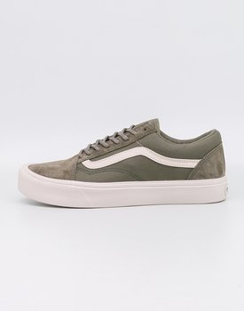 Sneakers - tenisky Vans Rains Old Skool Lite Clover/Turtledove