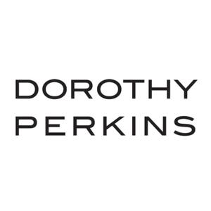 bf42448a649f Modré šaty se zavazováním na boku Dorothy Perkins